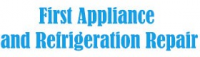 First Appliance and Refrigeration Repair - Refrigerator Repair Service Woodstock GA Logo