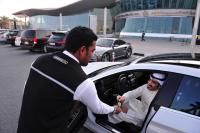 Prestige Valet Parking Al Ain Logo