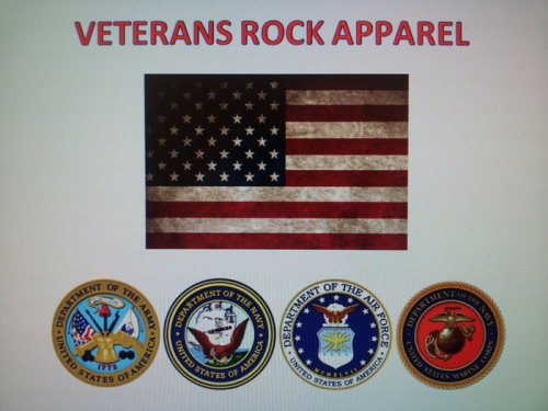 Company Logo For Veterans Rock Apparel'