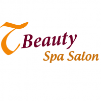 T Beauty Spa Salon Logo
