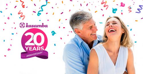 Kasamba 20 Years'