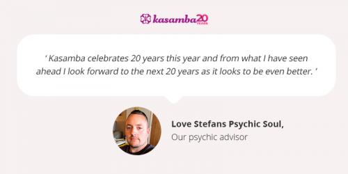Love Stefans Psychic Soul'