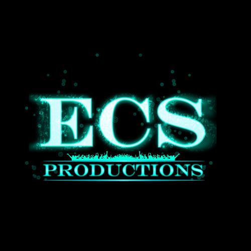 ECS Productions, Inc. Logo'