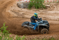 CFMOTO Factory Racing Team Participated in a Race Event