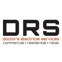 DRS Electrical Services Logo