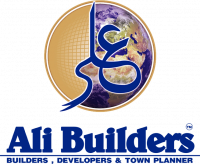 Ali Builders & Developers - Real Estate Builders & Developers. Logo