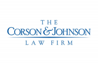 The Corson & Johnson Law Firm Logo