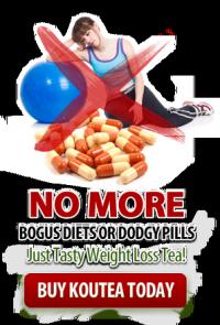Kou Tea For Weight Loss'