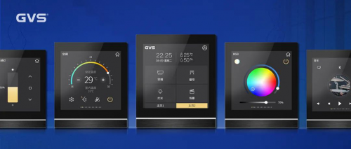 A New KNX Smart Touch V40 Made Its Debut'
