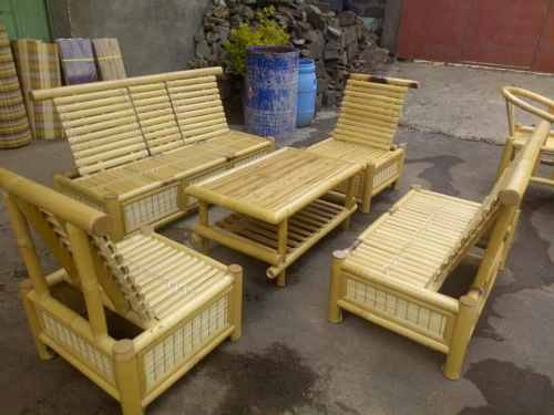 Bamboo Furniture Market'