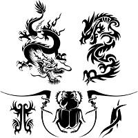 Hocus Pocus Tattoo Logo