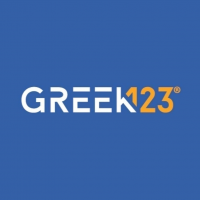 Greek123 Logo