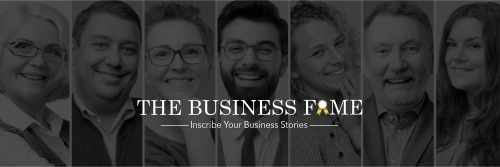 The Business Fame Logo'