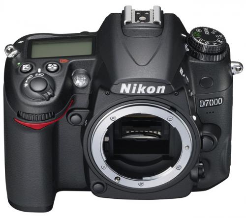Nikon d7000 - 4'