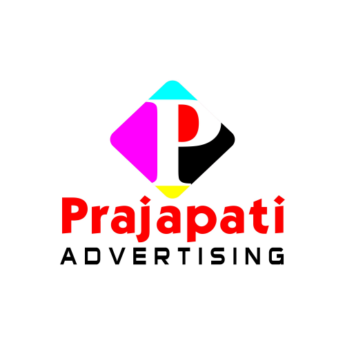 Company Logo For Prajapati Advertising'