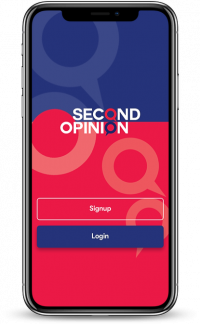 Talk to Doctors Online -Second Opinion Logo