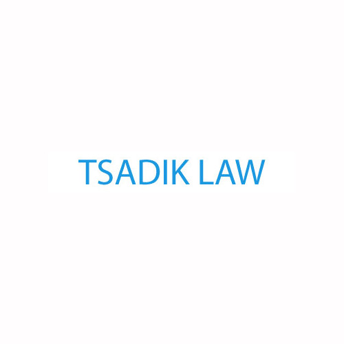 Company Logo For Tsadik Law'