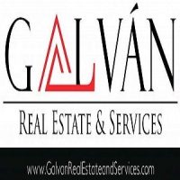 Galvan Real Estate and Services Logo