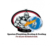 Spartan Plumbing Heating and Cooling Logo