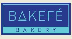 Bakefe Bakery  LOGO'