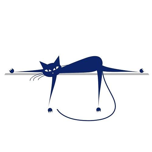 Company Logo For Cat In A Hammock'