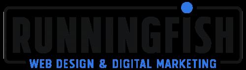 Company Logo For Runningfish Web Design and Digital Marketin'