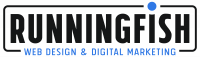 Runningfish Web Design and Digital Marketing Logo