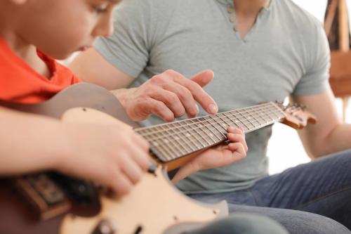 Guitar Lessons'