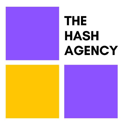 Company Logo For The Hash Agency'
