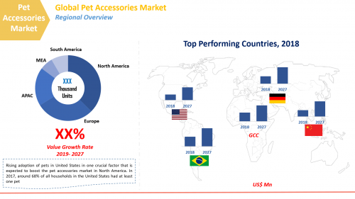 Global Pet Accessories Market Expected to Reach US$ 4.91 Bn'