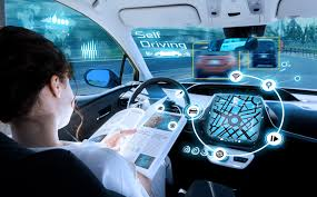 Self-driving Vehicles Market'