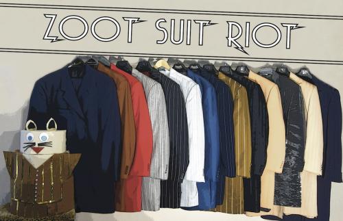Zoot Suit Riot'