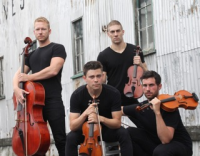 Well-Strung: Singing String Quartet Takes Pop-Classical Mash