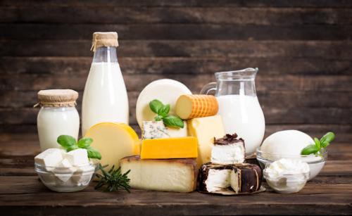 Dairy Market'