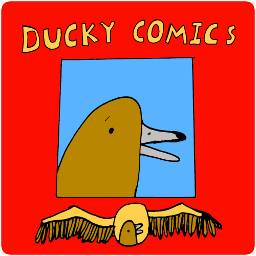 Ducky Comics'