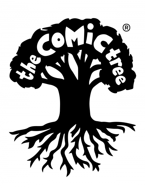 Company Logo For The Comic Tree'