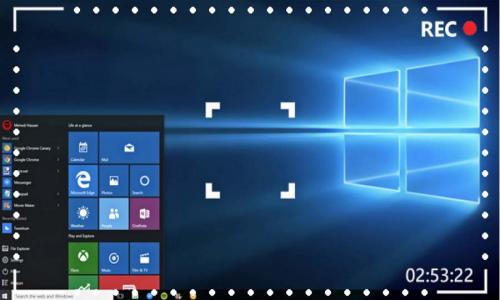 Screen Capture Software'