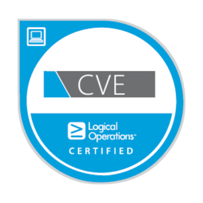 cve badge'