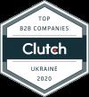 Clutch B2B Leaders'
