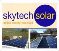 Skytech Solar Logo