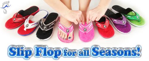 Company Logo For Slip Flop'