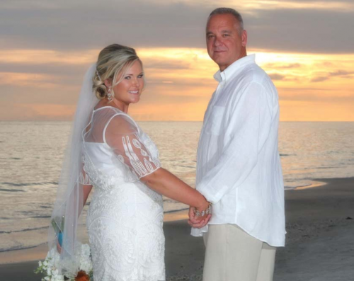 Redington Shores Beach Weddings'