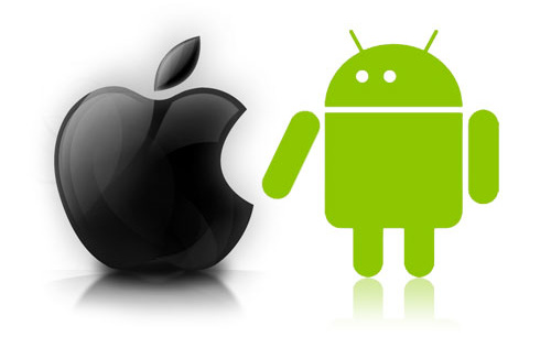 android iphone'