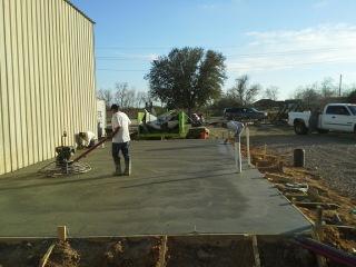 Concrete Houston'