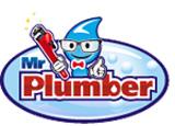 Mr. Plumber Plumbing Co. Logo