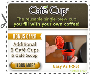 Cafe Cup Brew Cup'