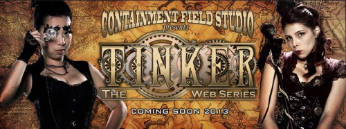 Company Logo For TINKER Web Series'