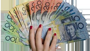 money for cars'