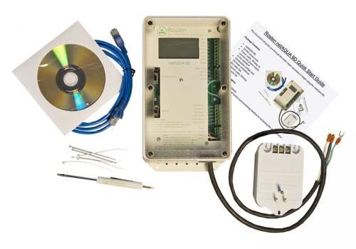 netAQUA: Web-enabled Irrigation Controller'