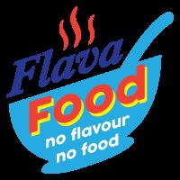 Flava Food Logo